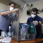 Jefe de Estado destacó iniciativa de universidad la Pontificia Universidad Católica del Perú para desarrollar ventiladores mecánicos