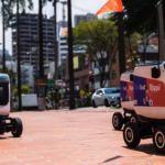 Rappi comienza piloto de entregas con robots