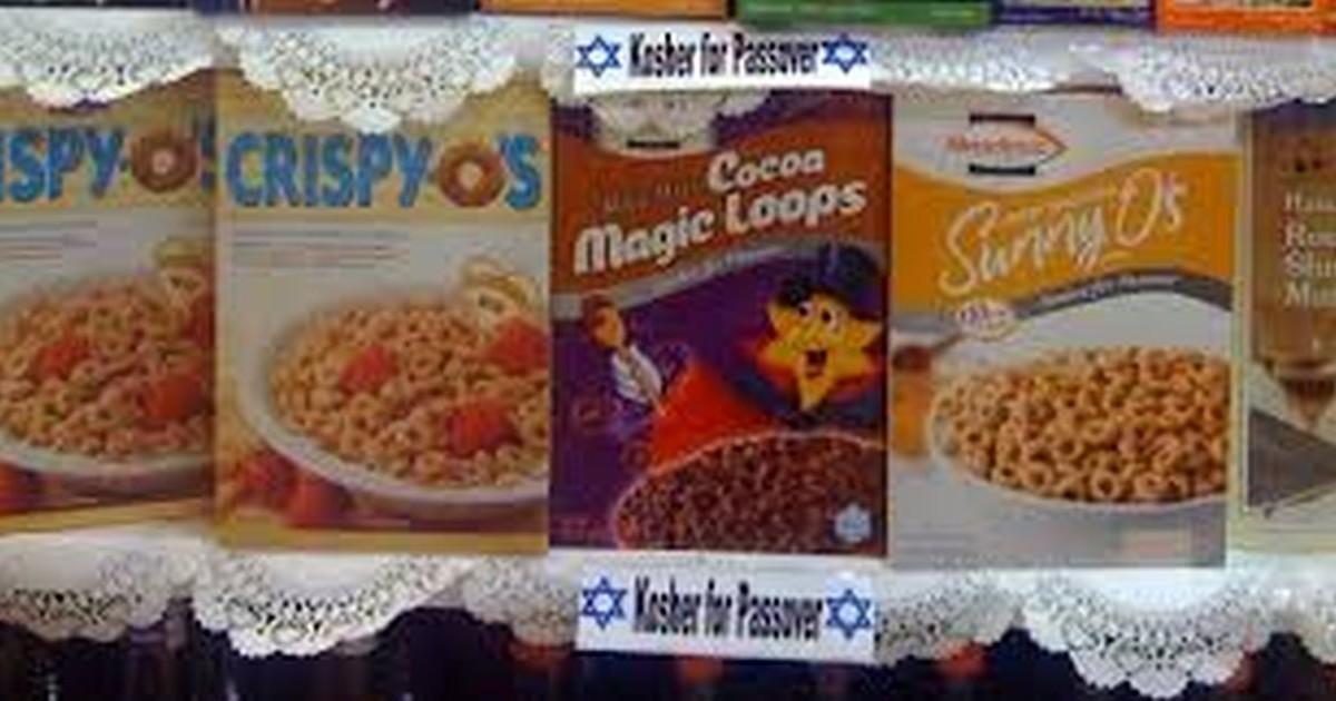 Image result for Kosher for Passover Breakfast cereal images