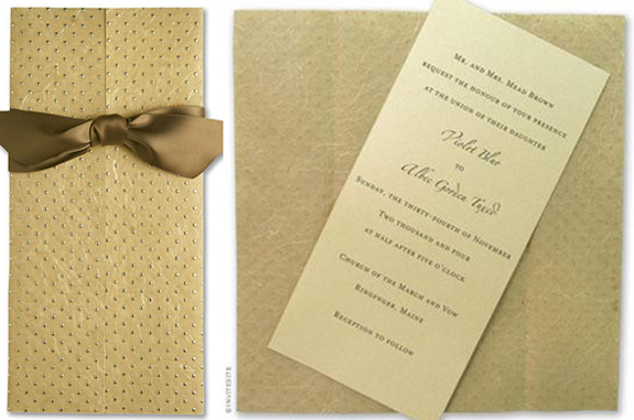 Diy Wedding Invitations Preowned