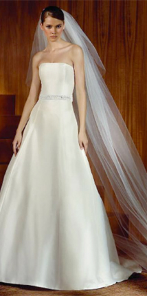 Shania Twains Wedding Dress style  PreOwned Wedding Dresses