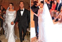 Top 5 Celebrity Wedding Dresses of 2012