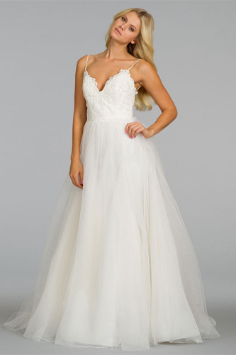 Spaghetti Straps Wedding Dress Trends  PreOwned Wedding