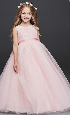 Davids Bridal Ball Gown with Heart Cutout Size 0