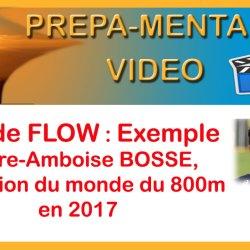 Etre en état de flow comme Pierre-Ambroise Bosse, champion du monde du 800m 2017