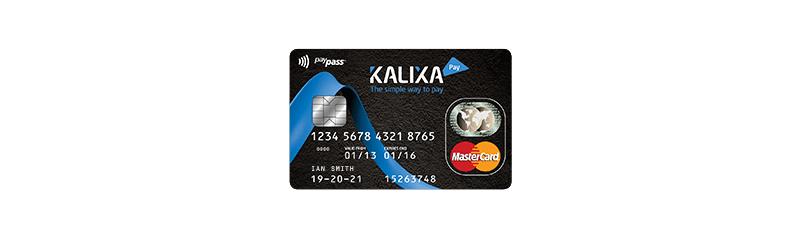 Kalixa Prepaid Card