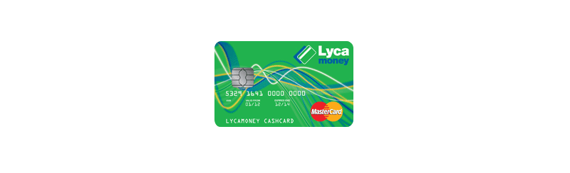 Lycamoney Prepaid Card Reviewed
