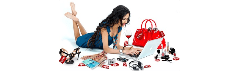 Obsessed with Online Shopping? Get a prepaid solution!