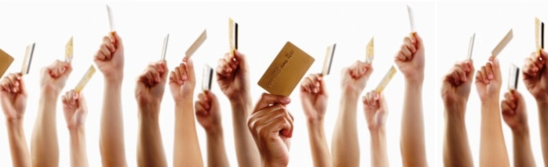 Brits Ditching Cash for Cards