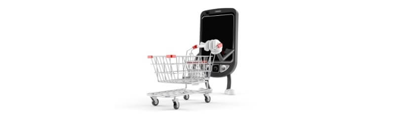 UK Shoppers turning to mobile for purchase decisions