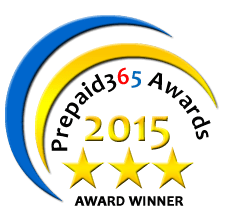 Prepaid365 Awards 2015 Winner