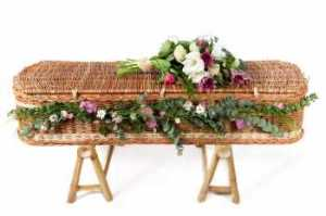 Environmentally Friendly Coffin