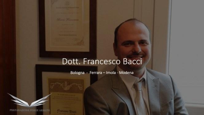 Preparazione concorsi forze armate a bologna