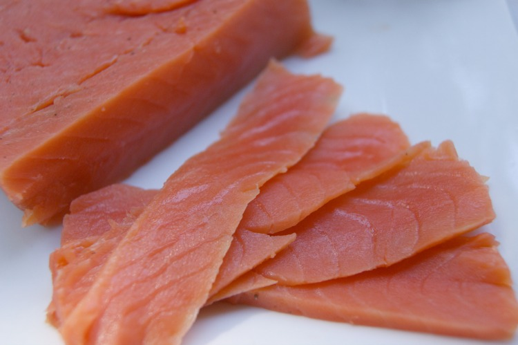 Salmon Lox or cured salmon is incredibly easy to make and is much more cost-efficient than store-bought.