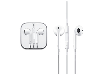 Apple Earpods With Remote And Mic for iPhone, iPad, iPod