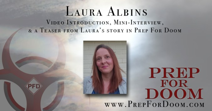 Author Feature Laura Albins