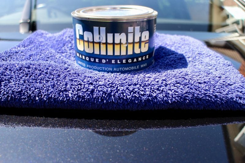 best wax for black