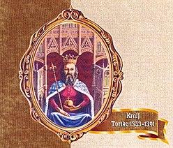 TVRTKO – BOSANSKI KRALJ