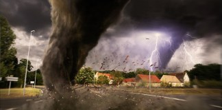 Potential Disaster Risks We Face Everyday