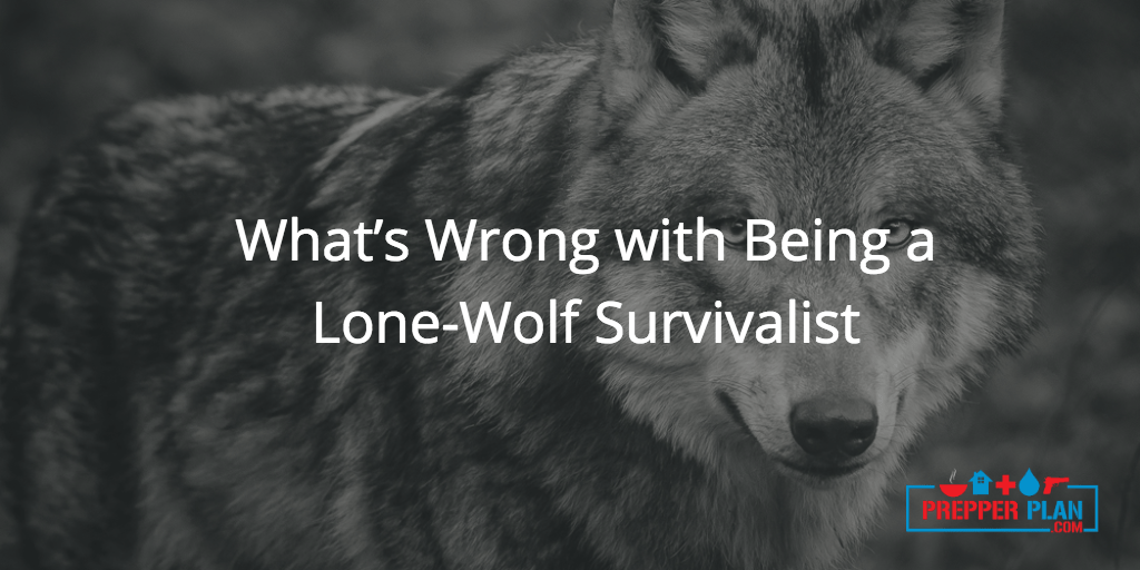 Lone Wolf Wallpaper Quote What S Wrong With Being A Lone Wolf Survivalist Prepper