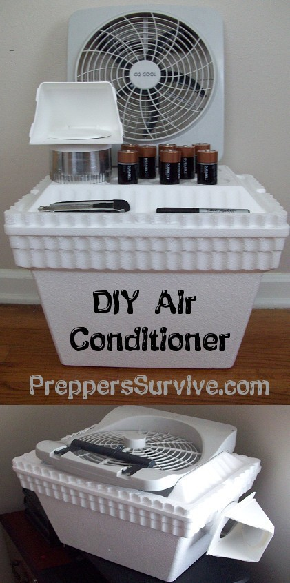 Little Known Ways To Build Inexpensive Air Conditioners