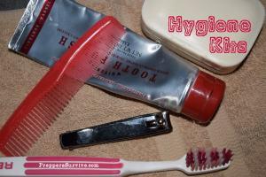 Humanitarian Hygiene Kit