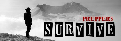 Preppers Survive Banner
