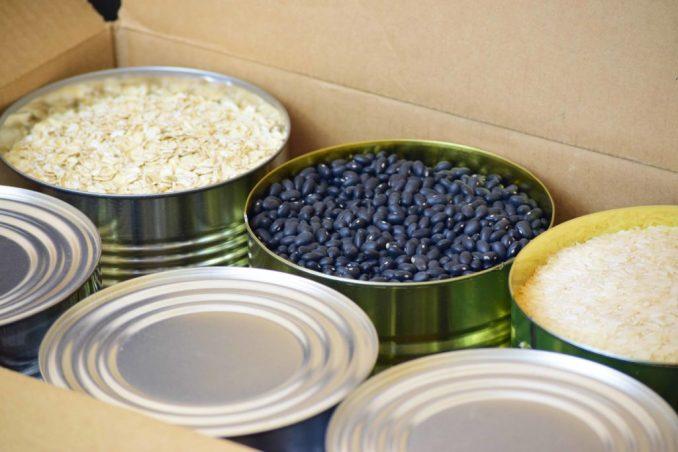 Food Storage Starter Kit