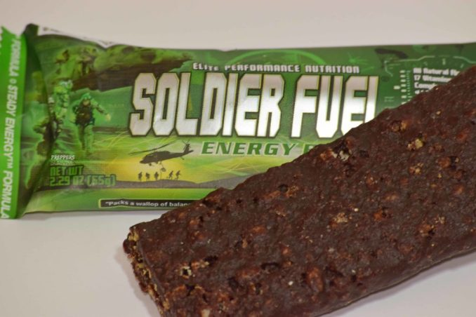 Soldier Bar - Chocolate Rations - Heat Resistant Chocolate - Preppers Survive