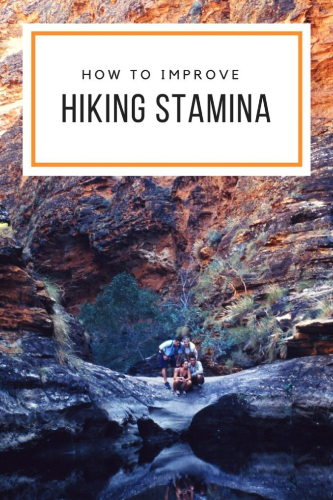 How to Improve Hiking Stamina