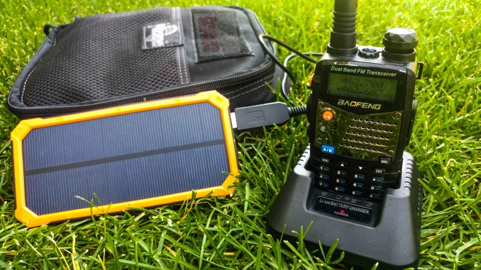 How to Recharge a Ham Radio OffGrid - Preppers Survive