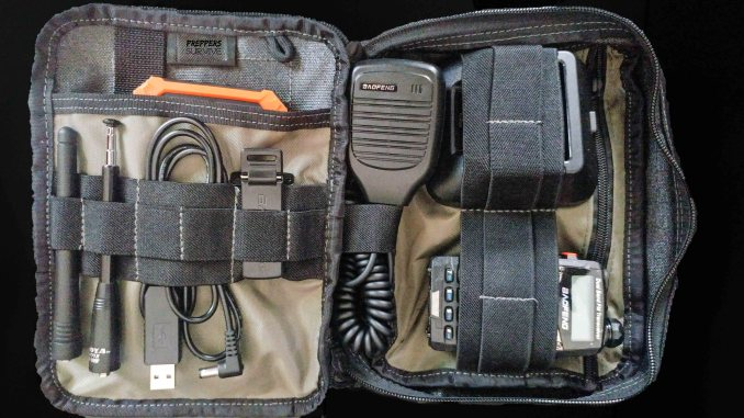 Ham Radio Go Bag - Ham Radio Equipment Beginners Kit