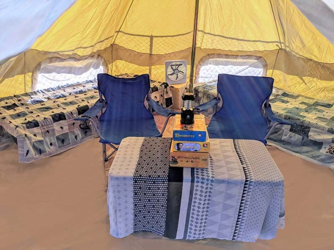 Yukon Bell Tent  – Elk Mountain Tents