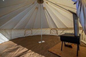 Yukon Bell Tent Stove