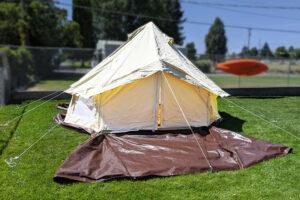 Yukon Bell Tent Review - Elk Mountain