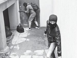 homerobbery fight prepperuniverse