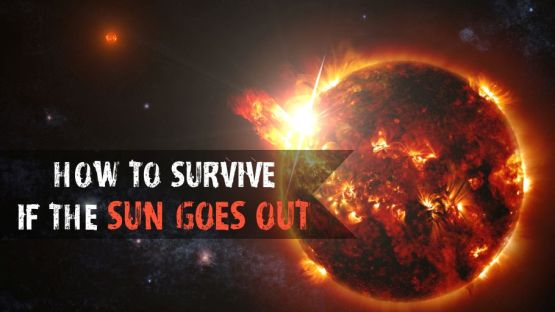 sun goes out - prepperuniverse