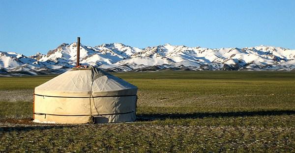 yurt ancient house