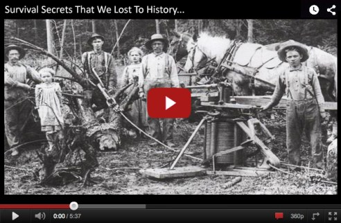 Lostways video