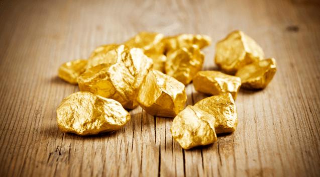 barter gold