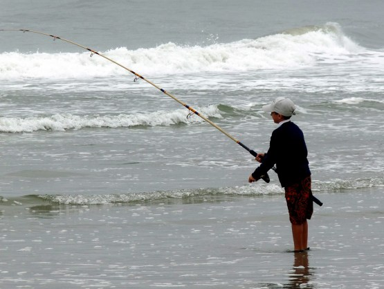 survival fishing