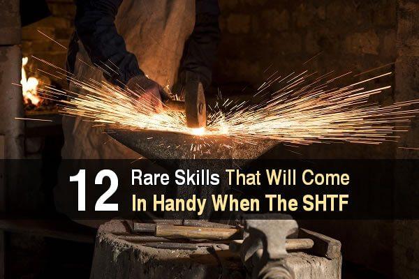 skills to master when shtf