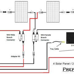 Circuit Diagram Of Solar Power System Dvc Subwoofer Wiring Pv Schematic Panel Security