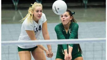 Volleyball was one of Snow Canyon's two state championships in 2014-15. (Photo by Dave Argyle, dbaphotography.com)