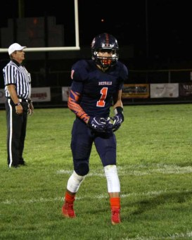 Another big night for Brighton's Simi Fehoko against Fremont. (Preps Utah file photo by Kurt Johnson)