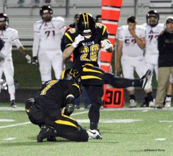 Wasatch kicker Skyler Southam set state records for field goals made. (Photo by DeseretNews.com)