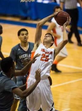 Timpview has a deep team led by Gavin Baxter. (Photo by Dave Argyle, dbaphotography.com)