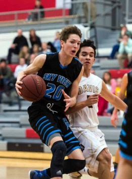 Jake Hendricks is scoring 27 points per game this season. (Photo by Dave Argyle, dbaphotography.com)