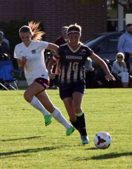 Kaylee Holt will give Herriman a strong boost as it looks to return to the postseason again next season. (Photo by Kurt Johnson)