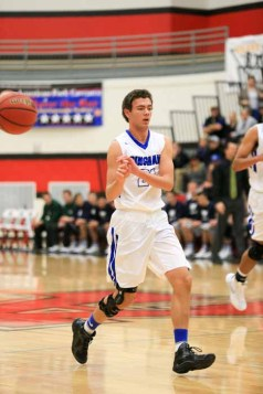 Schyler Shoemaker's late offense lifted Bingham. (Photo by Kevin McInnis)
